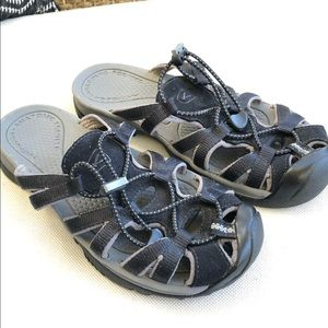 Keen whispers Backless Outdoor Sandals Size 8